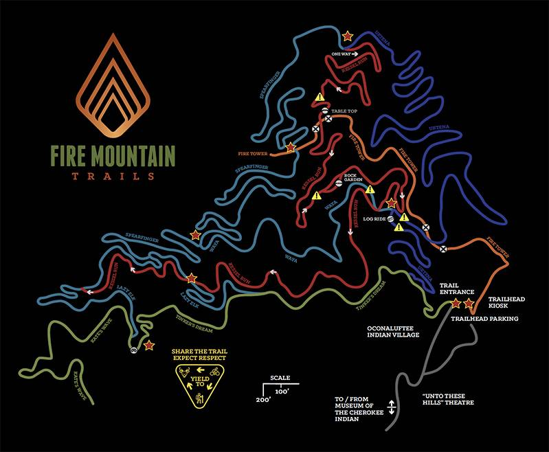 fire mountain trails cherokee nc fire mountain trails cherokee nc
