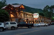 Cherokee Grand Hotel Cherokee Nc